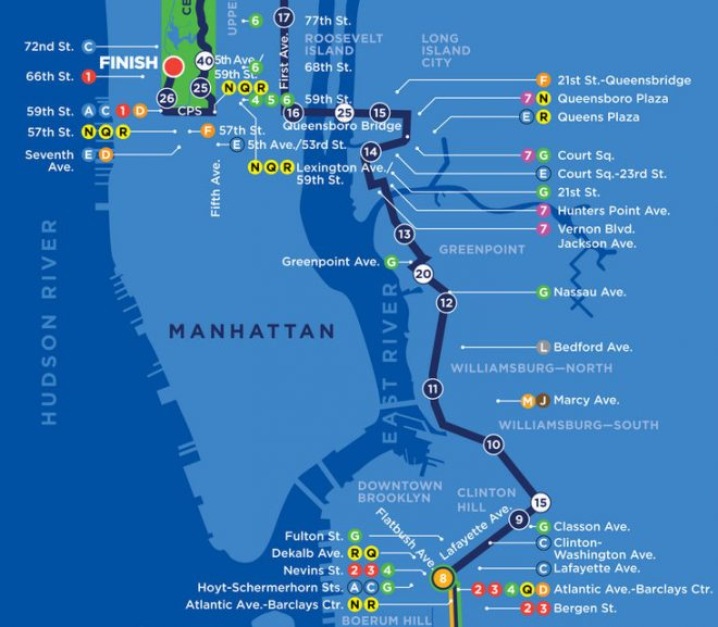 Road to Sub-2-Hour Marathon – Analysis of NYC Marathon Data
