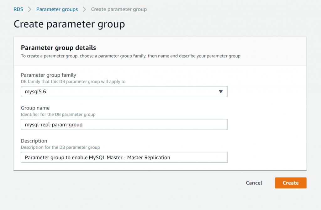 Master – Master MySQL Replication Between AWS RDS & Ubuntu
